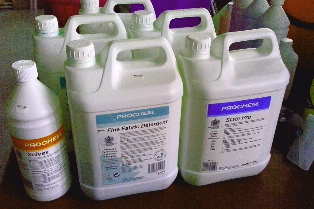 Nová řada prostředků pro čištění koberců na trhu